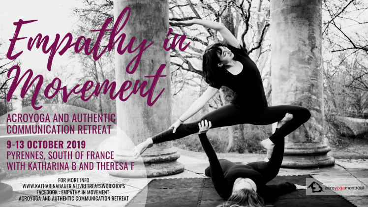 Copie de Acroyoga retreat